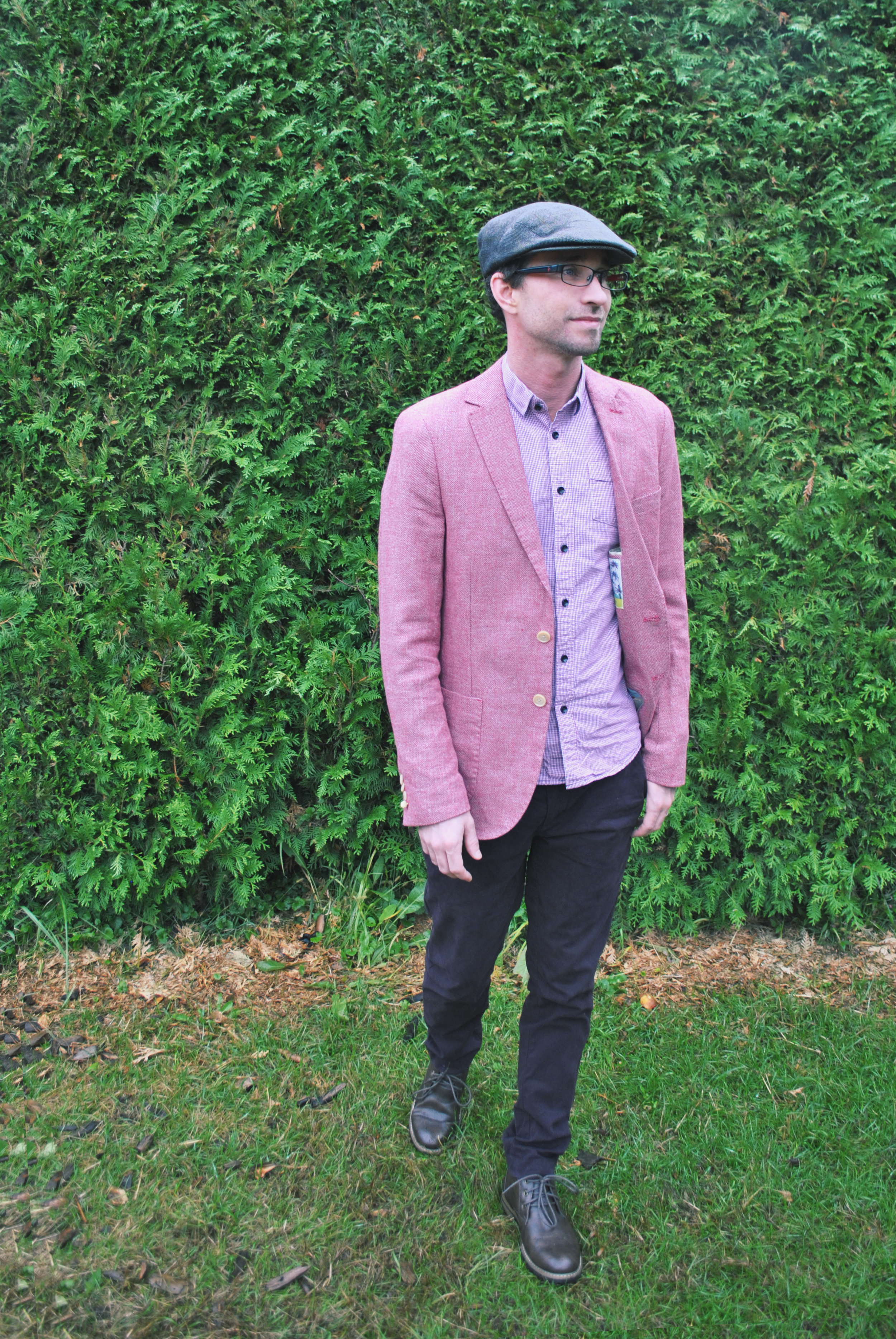 thoughtfulwish | menswear // maroon // red // mens fashion // barney's // scotch and soda // fashion muse