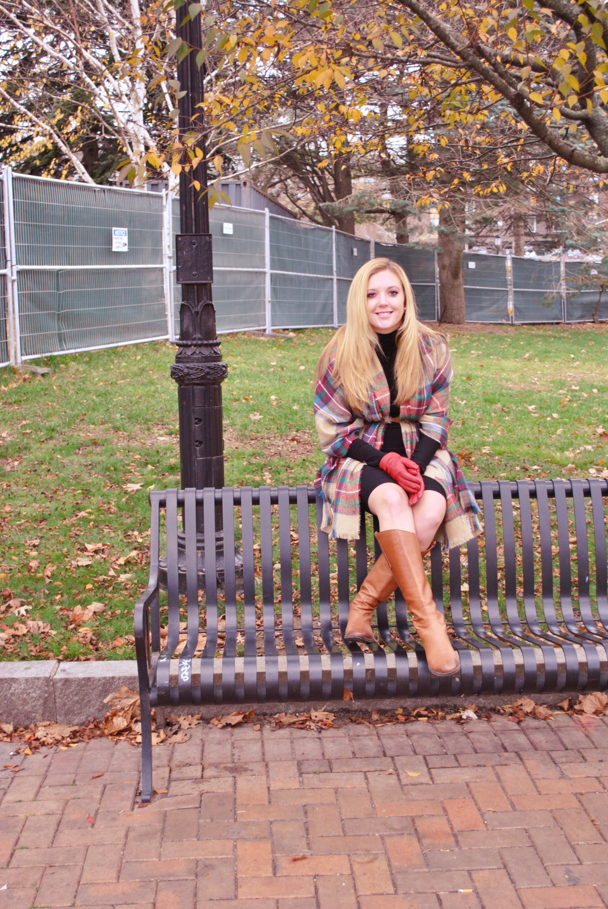 thoughtfulwish | boston fashion blogger // new england fashion // preppy style // ralph lauren // blanket scarf