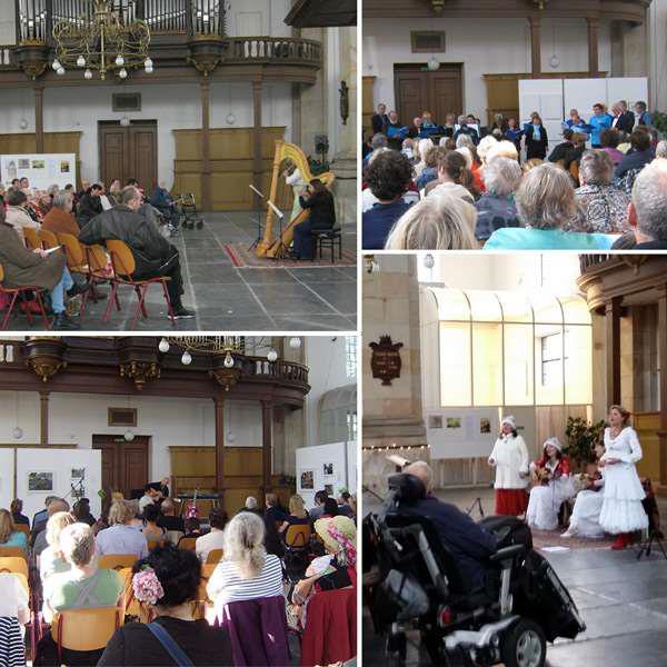 Zie voor het activiteitenprogramma van de Stichting Oosterkerk  www.oosterkerk-amsterdam.nl