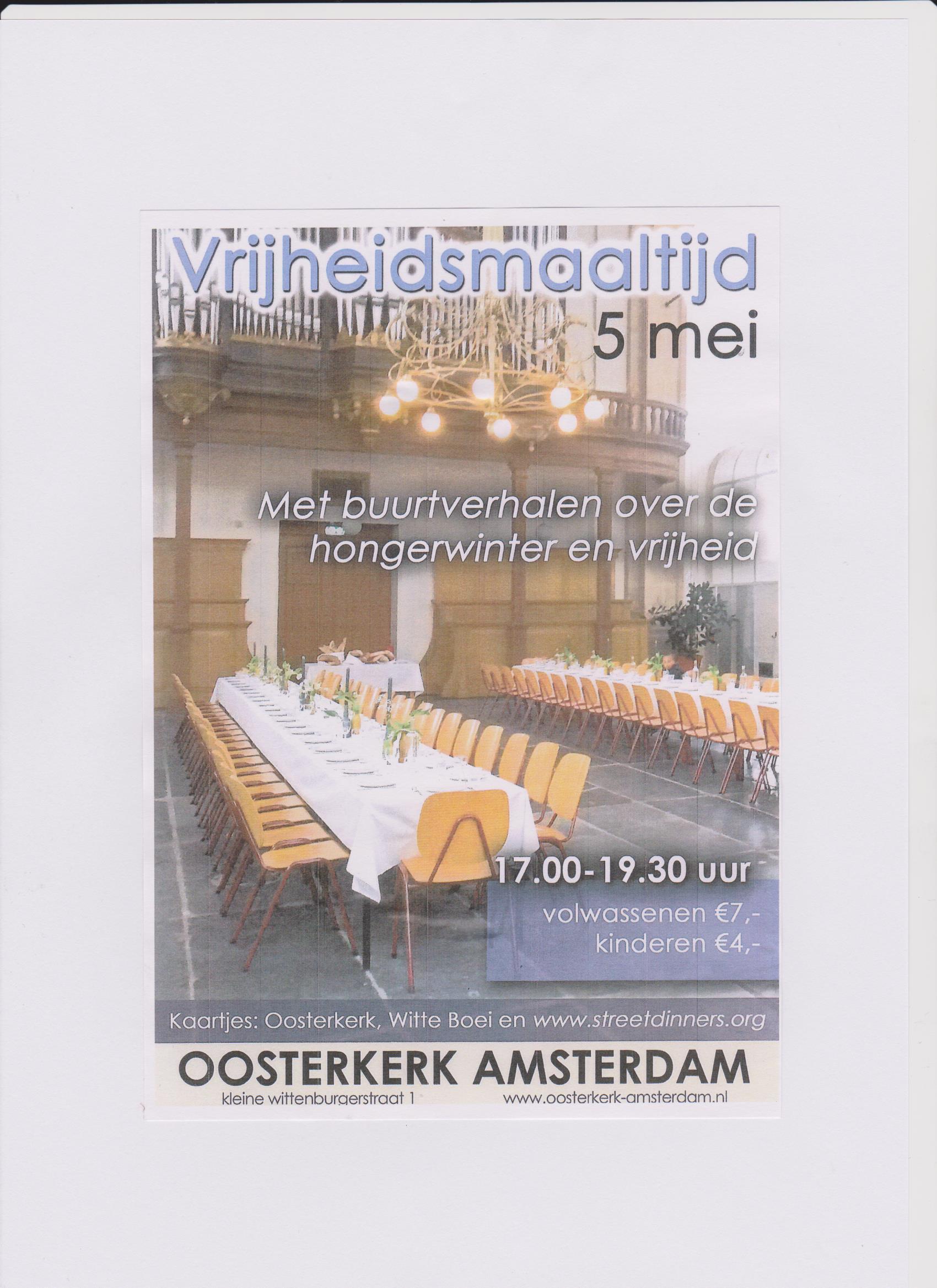 Koop snel een kaartje bij de Witte Boei.