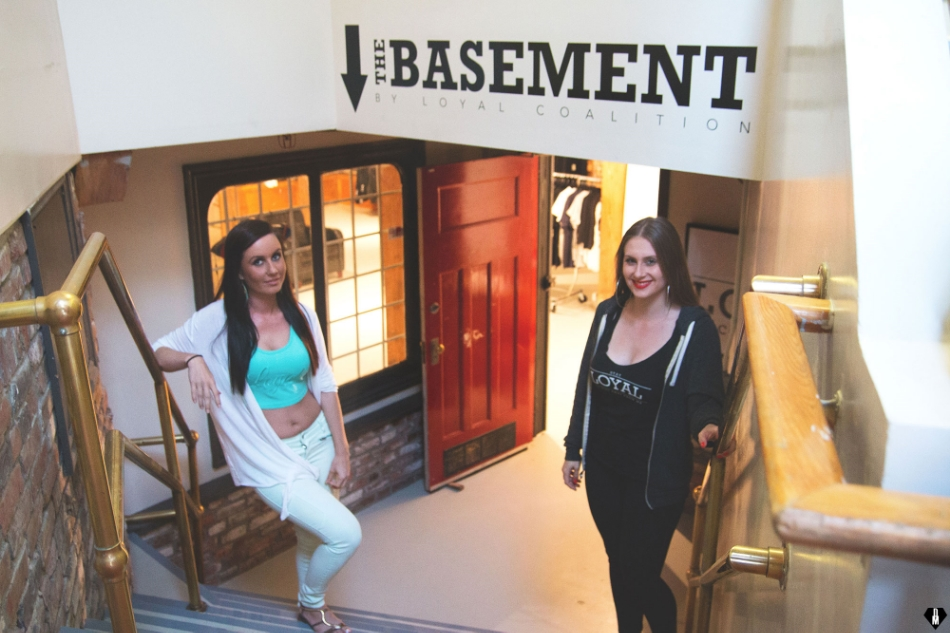 The Basement by Loyal Coalition.