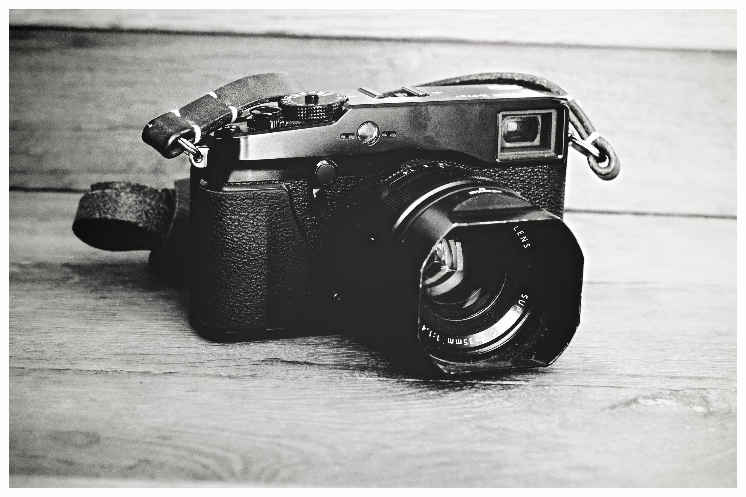 Fuji XPro1 & 35mm 1.4