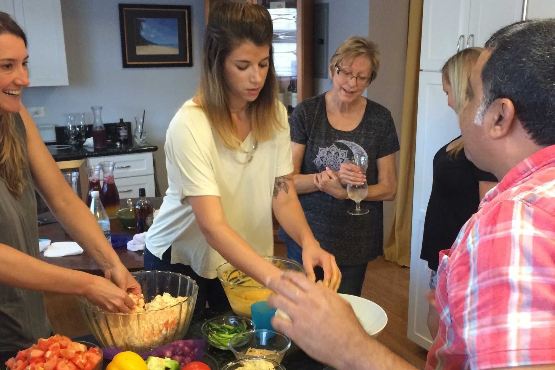 Cooking Class - Connect With Holistic Food
