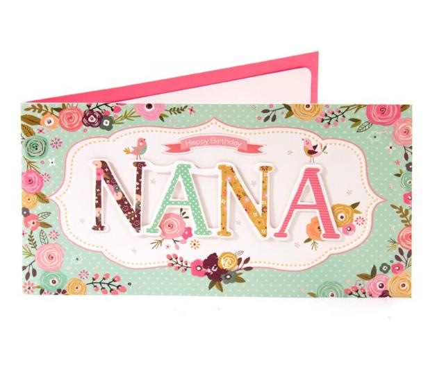 Nana Birthday
