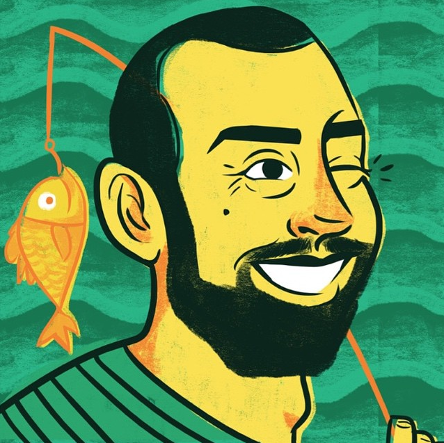 "Rejected illustrations for Banco Caribe.Rejected illustrations for Banco Caribe. i worked on this project alongside Maurice ""El Siervo"" Sánchez."