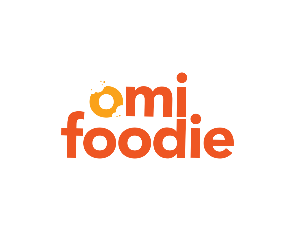 Alternative logo proposal for Omifoodie.