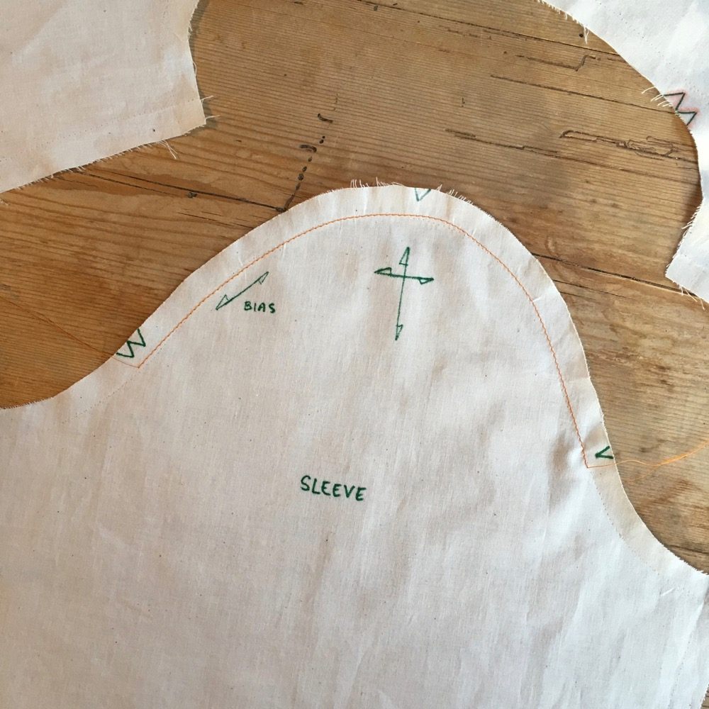 Tutorial: Setting In Sleeves — Blueprints For Sewing