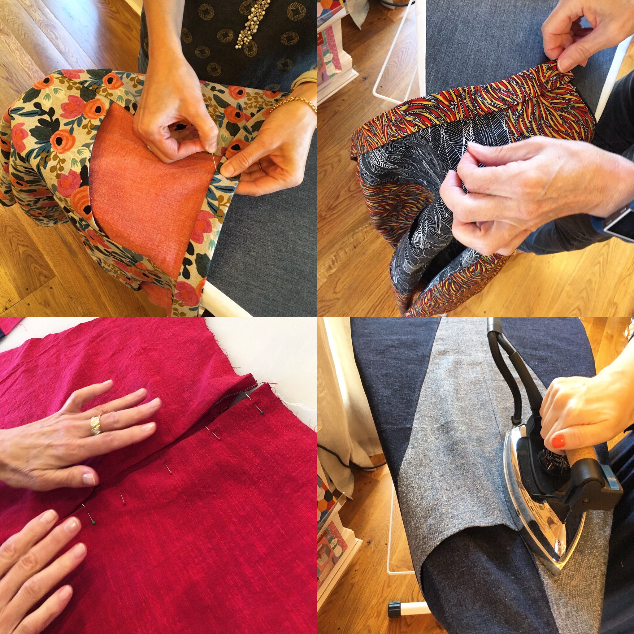 Sewing Tips & Tricks -