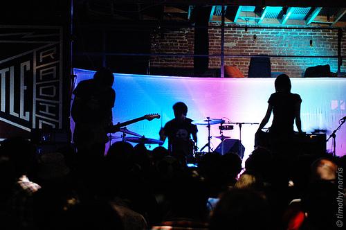 Bright Channel - Little Radio, April 2006