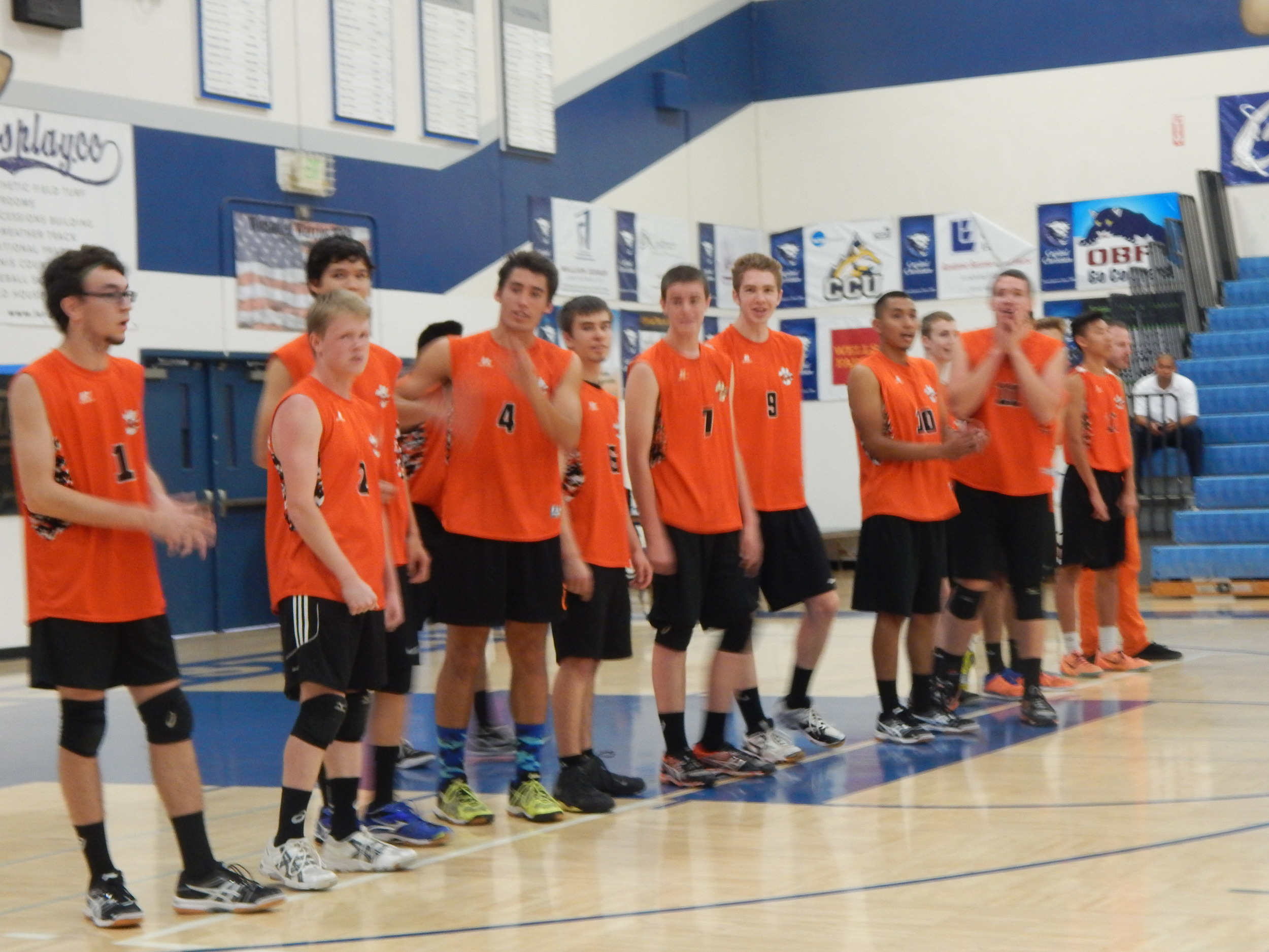 Roseville overcame a two sets to none deficit to fall in the fifth set  (Jeremy McDonald 65 Sports)