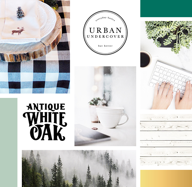 Twin Cities Collective for Bloggers and Creatives Mood Board