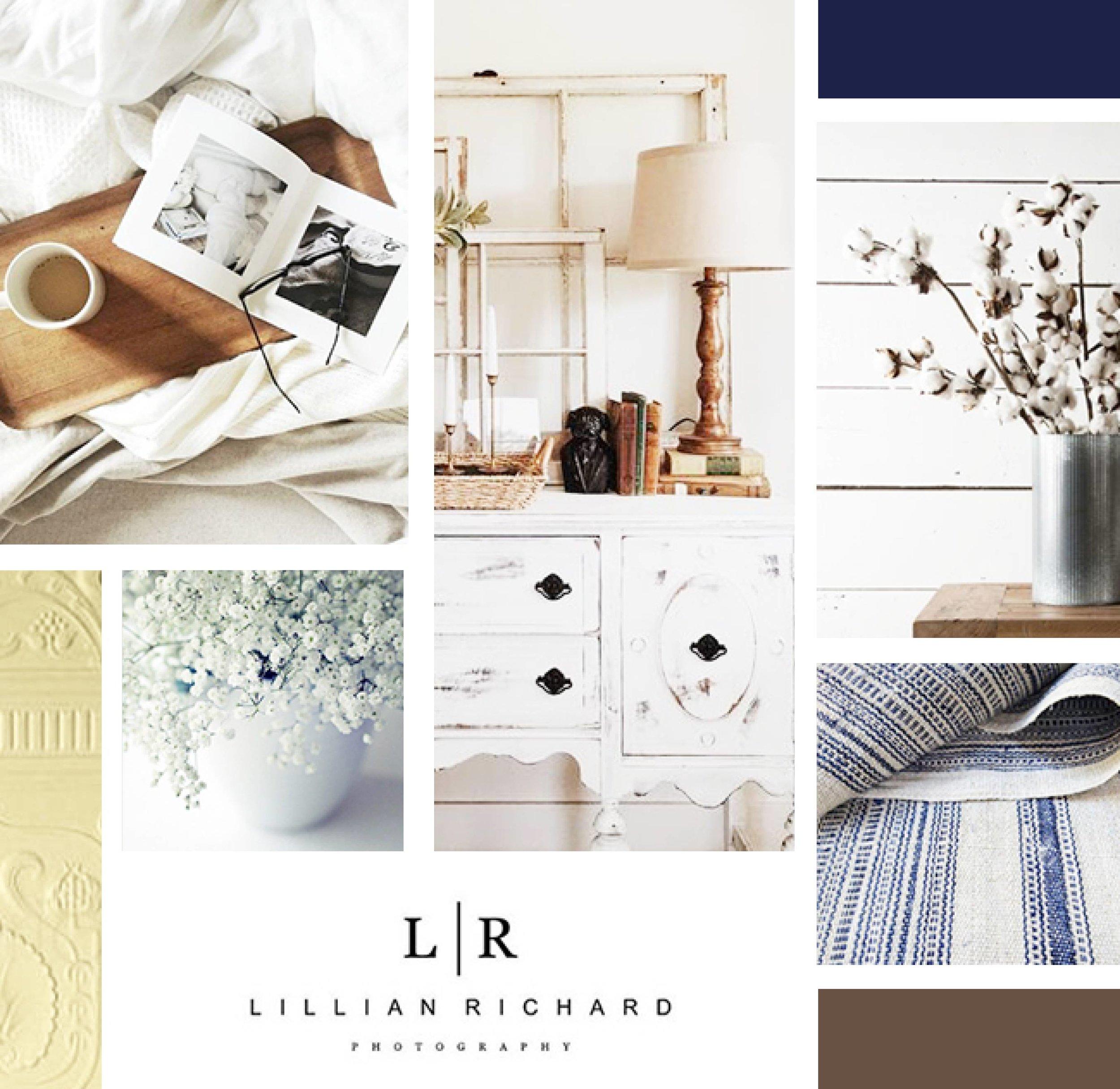 Winnie Lu Minnesota Lifestyle Boutique Mood Board AllieMarie Design