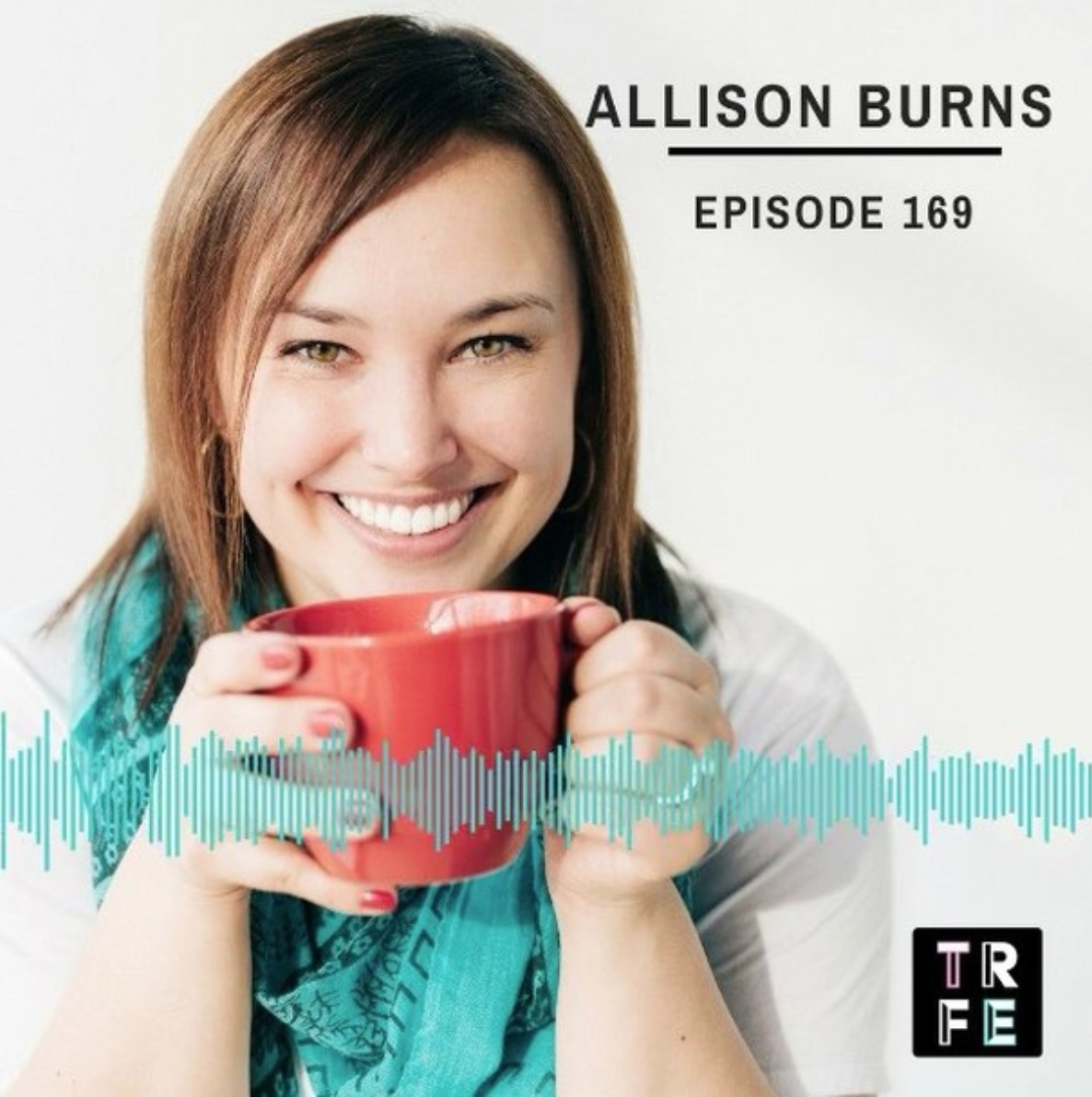 The Real Female Entrepreneur Podcast: Interview with Allison Burns of AllieMarie Design