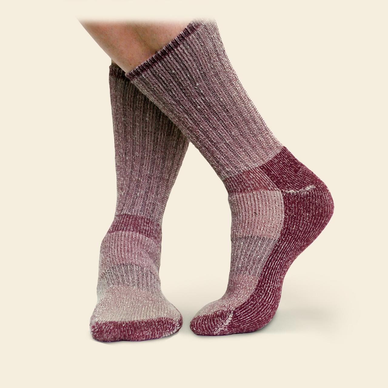 Wool Hiking Sock