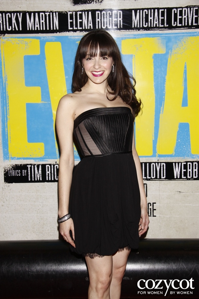 EVITA  Broadway Opening Night