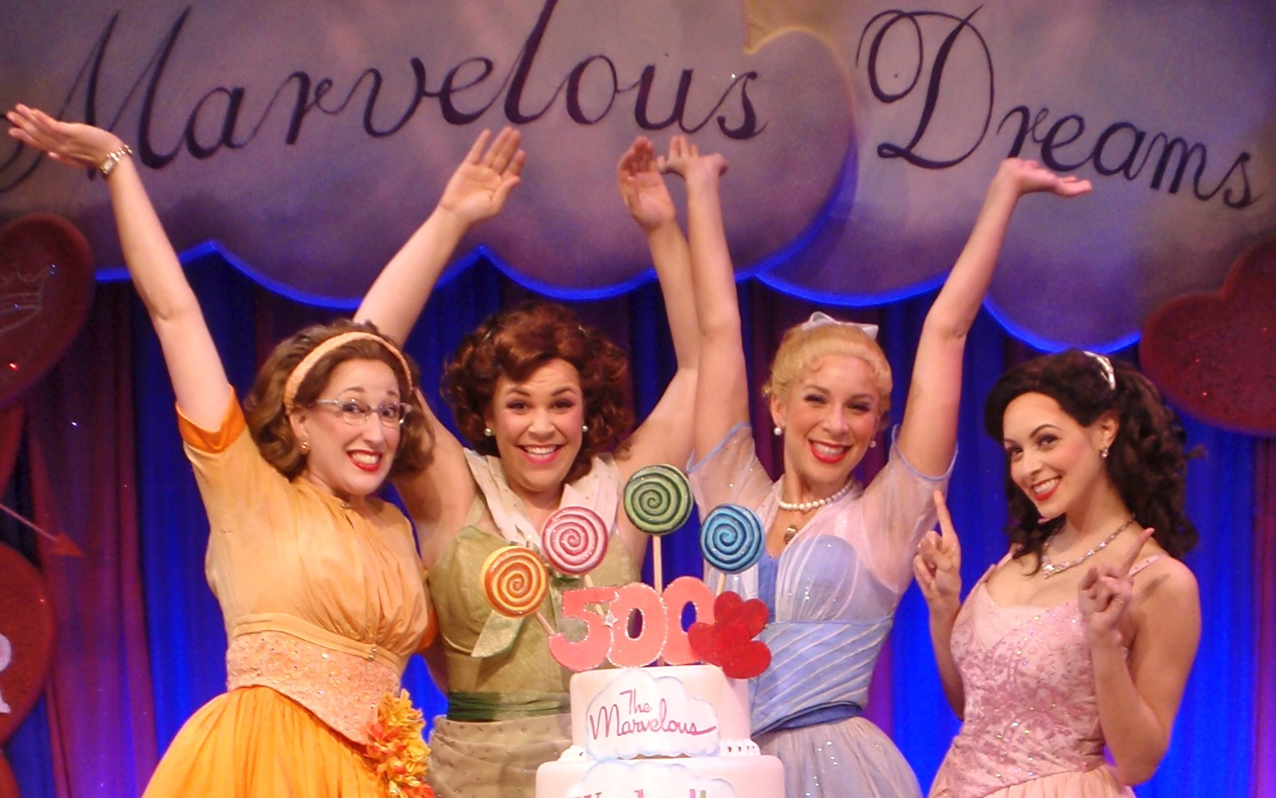 The Marvelous Wonderettes  Off-Broadway