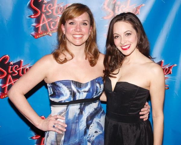 Sister Act, the Musical  Broadway Opening Night