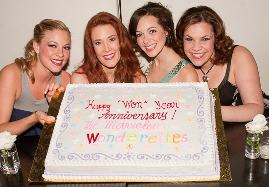 The Marvelous Wonderettes  Off-Broadway 1 Year Anniversary