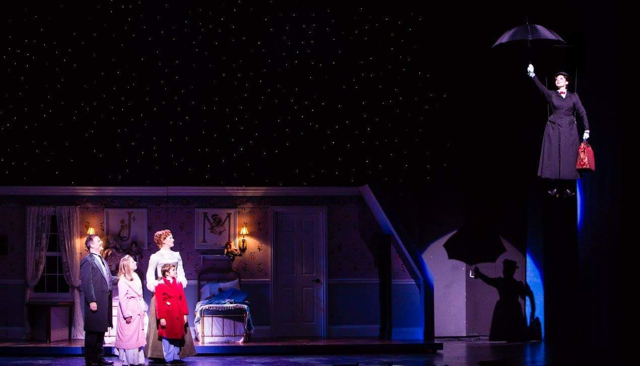 Mary Poppins  Theatre Under the Stars