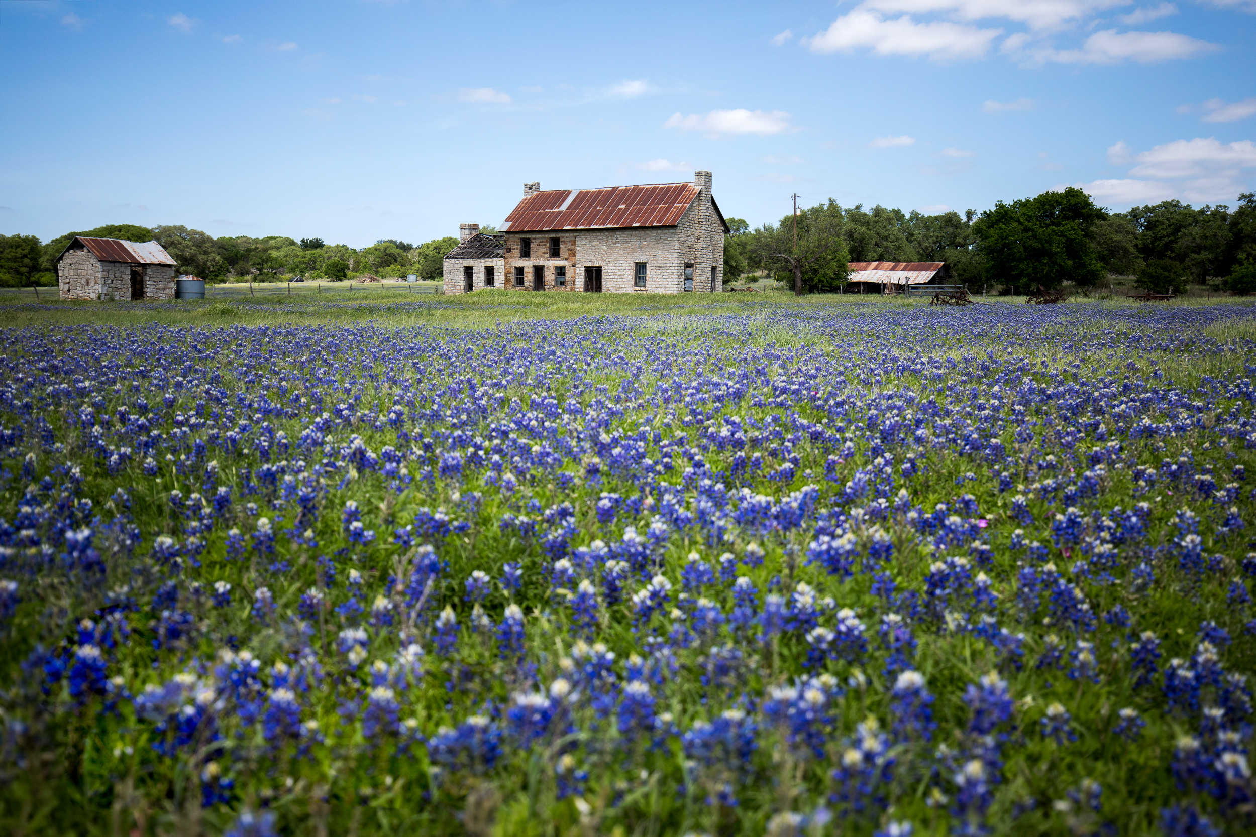 The Bluebonnet House north of Marble Falls, Texas   New Braunfels Photographer
