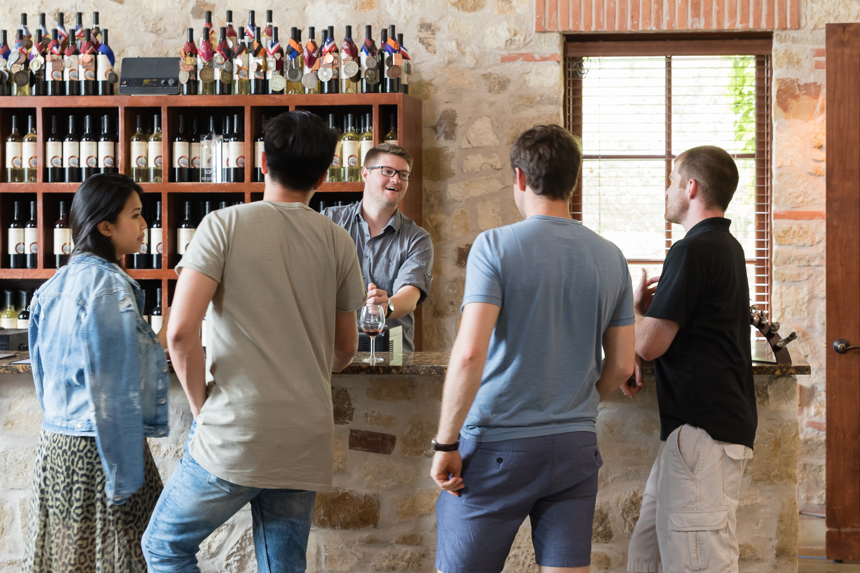 Enjoying Texas Wines