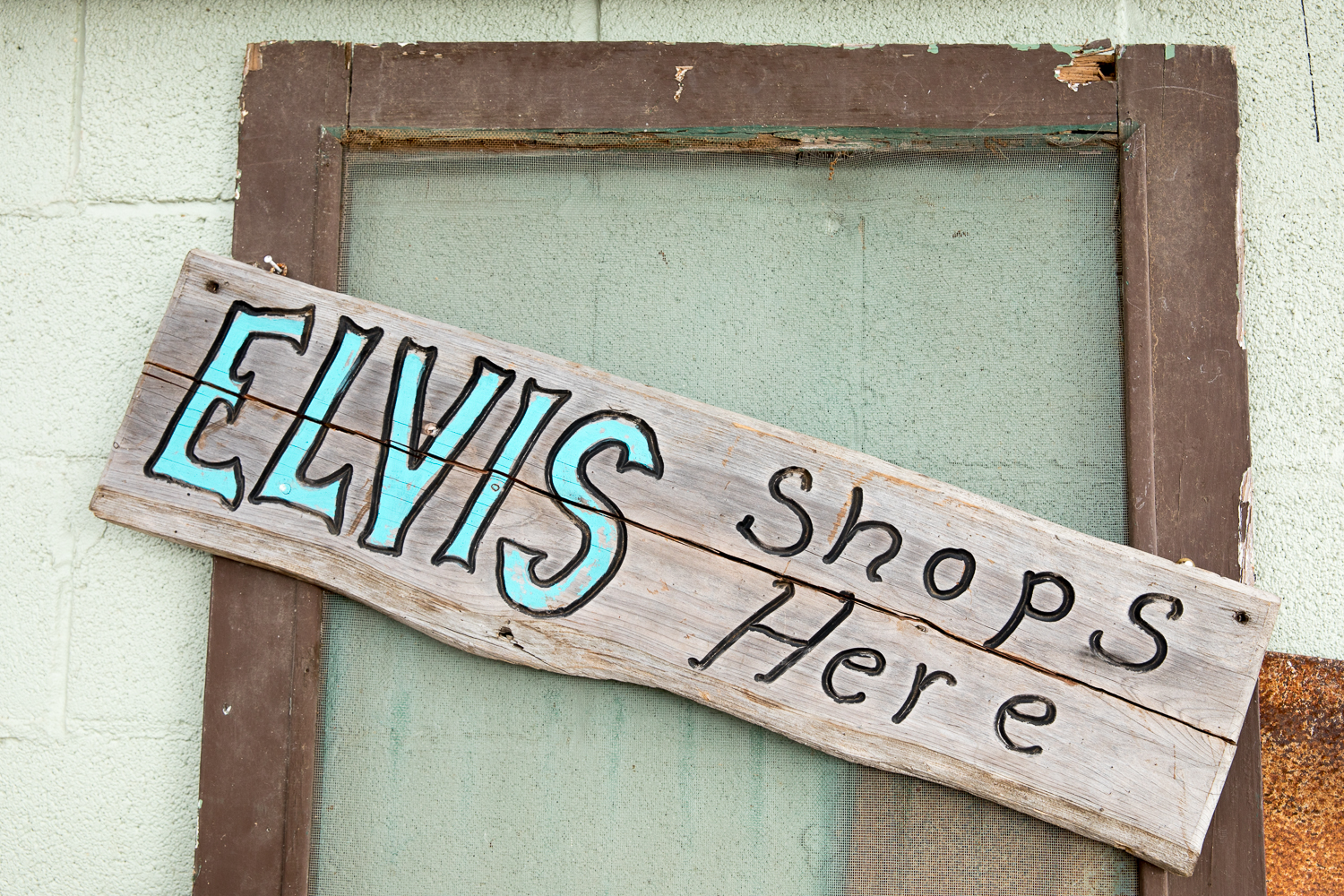 Texas Hill country Antique Shop