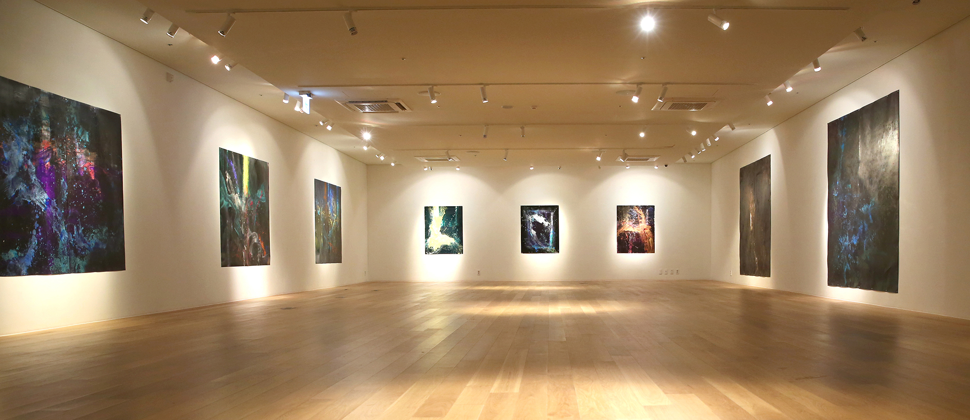 Color Proofs, Solo Exhibit, Ara Art Center, Seoul, Korea, 2014