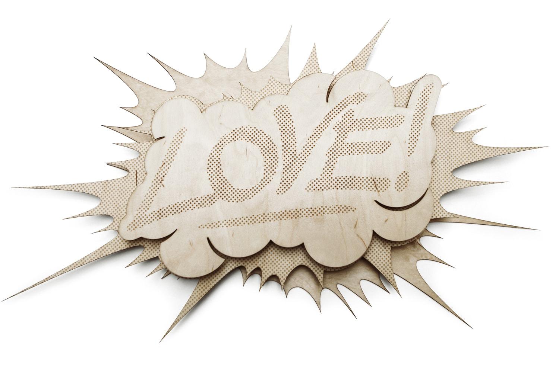 LOVE !, 2015, Filfury