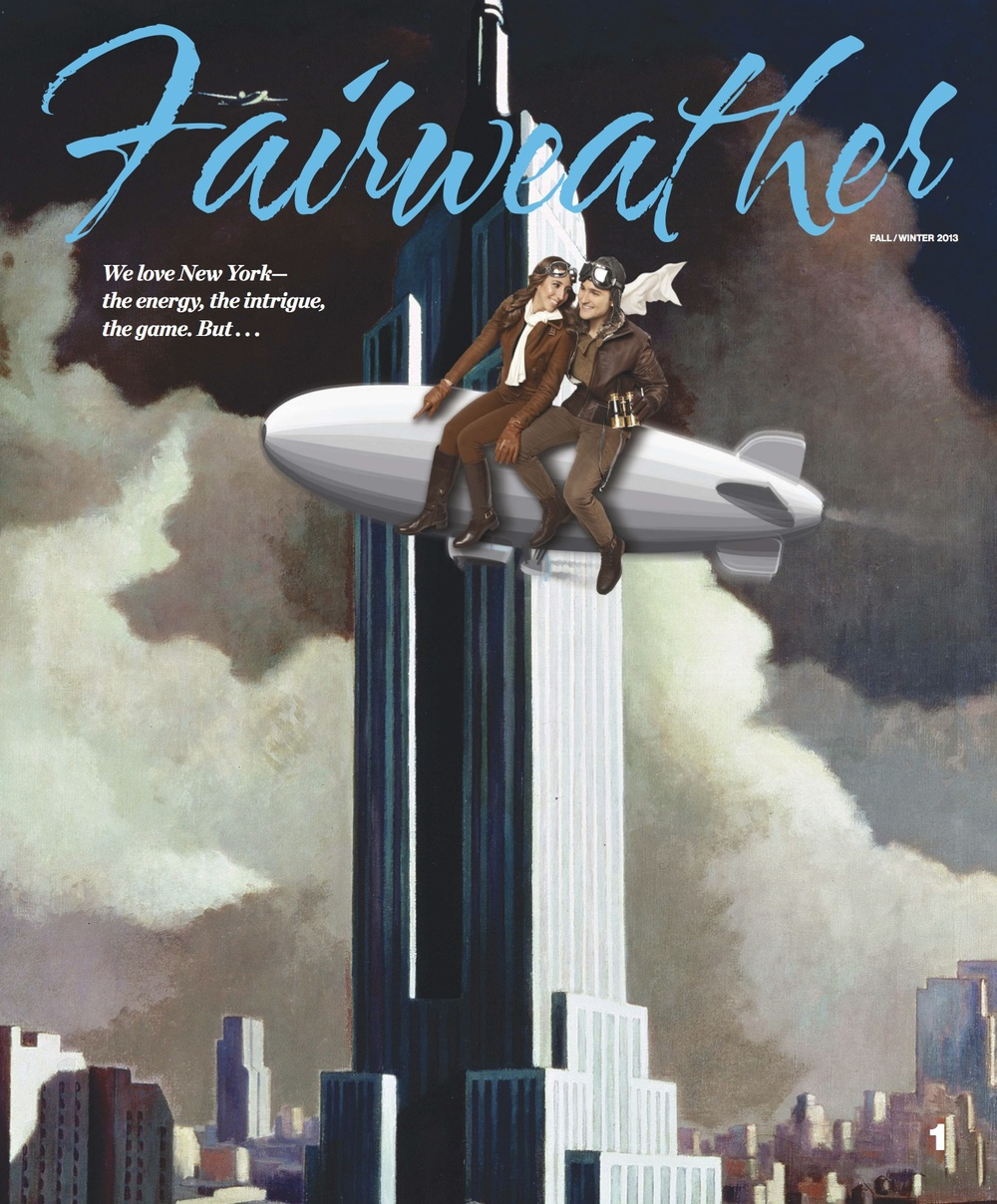 Fairweather Cover Winter 2013