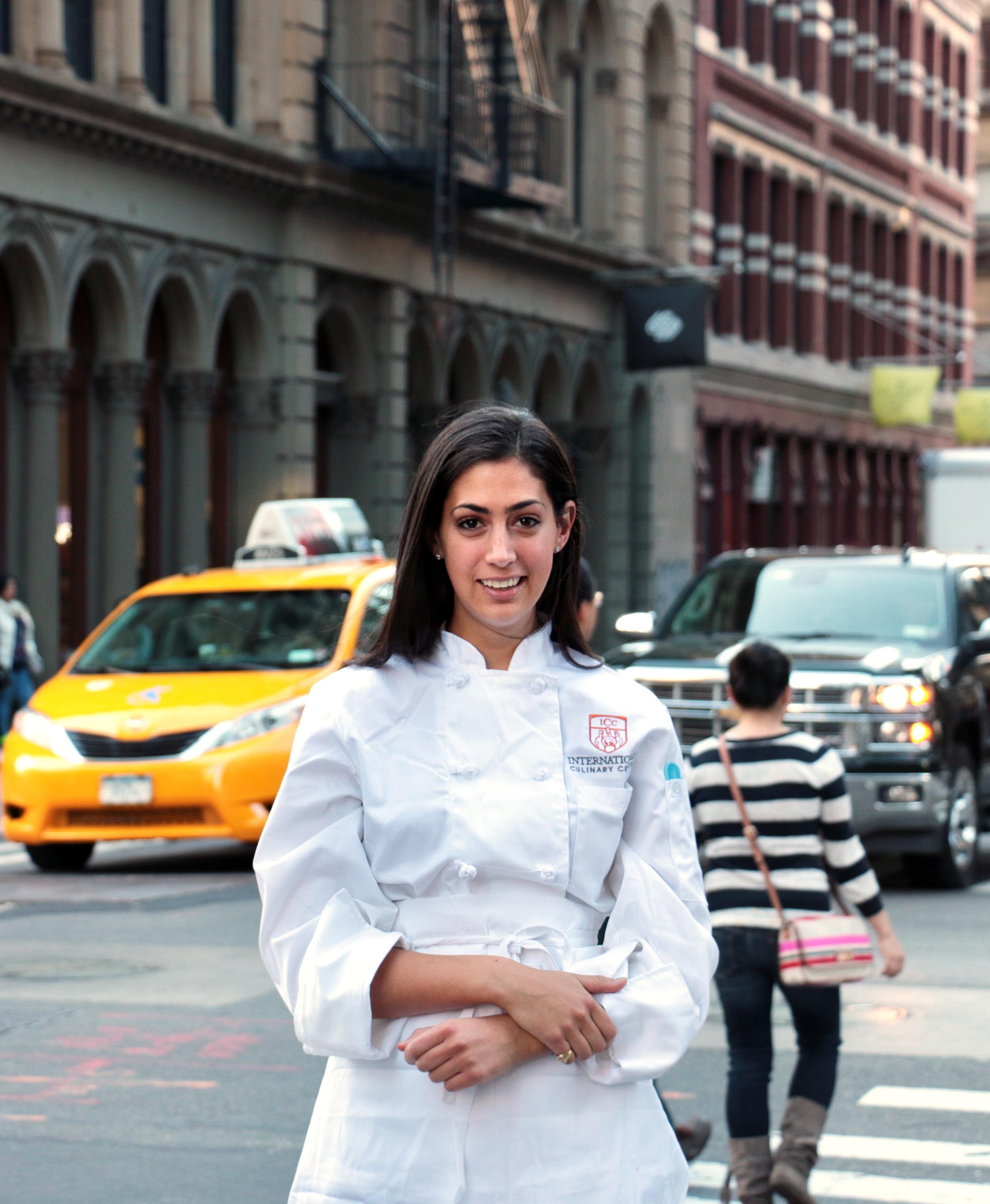 Photo courtesy of Katie Kosaya, The International Culinary Center
