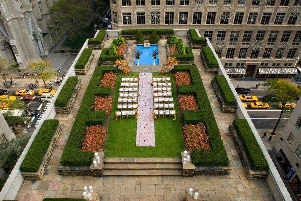 Photos courtesy of Rockefeller Center