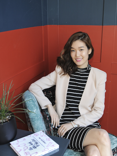 Co-founder Charlotte Cho