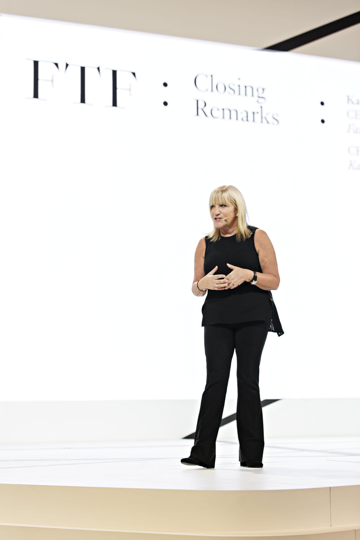 CEO & Founder of FTF, Karen Harvey