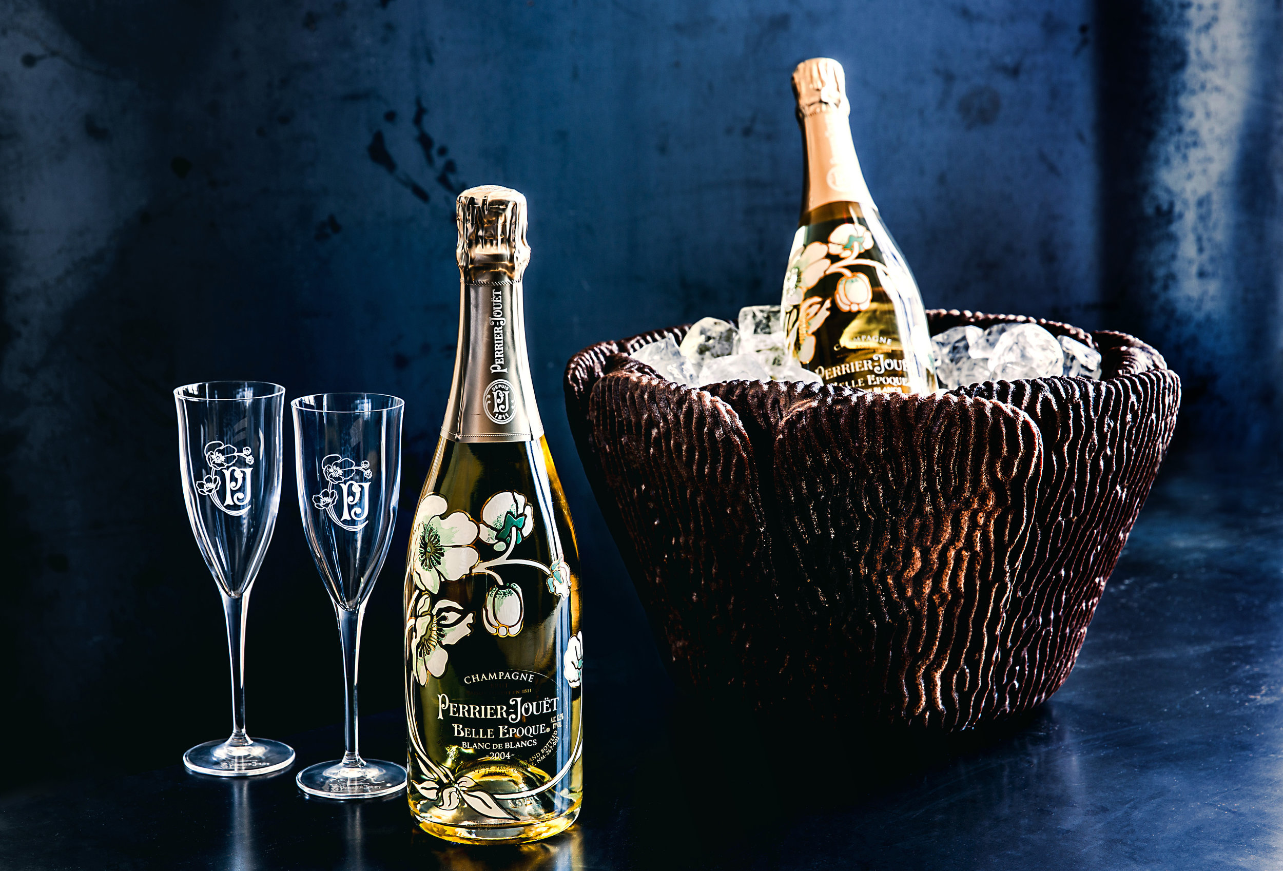 First of its kind, 3D printed ice bucket crafted using Chardonnay grape skins