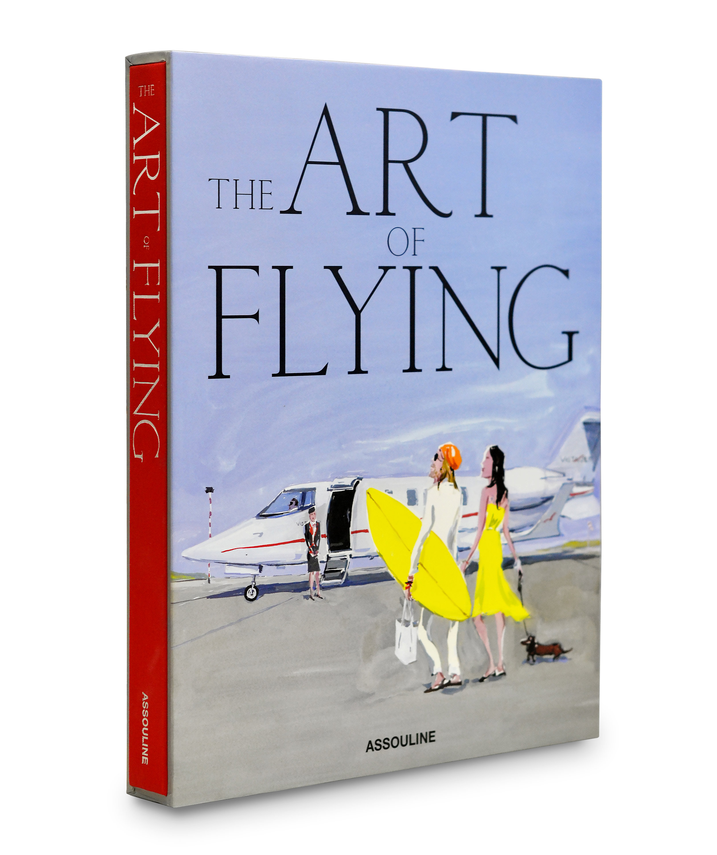 The Art of Flying by Josh Condon