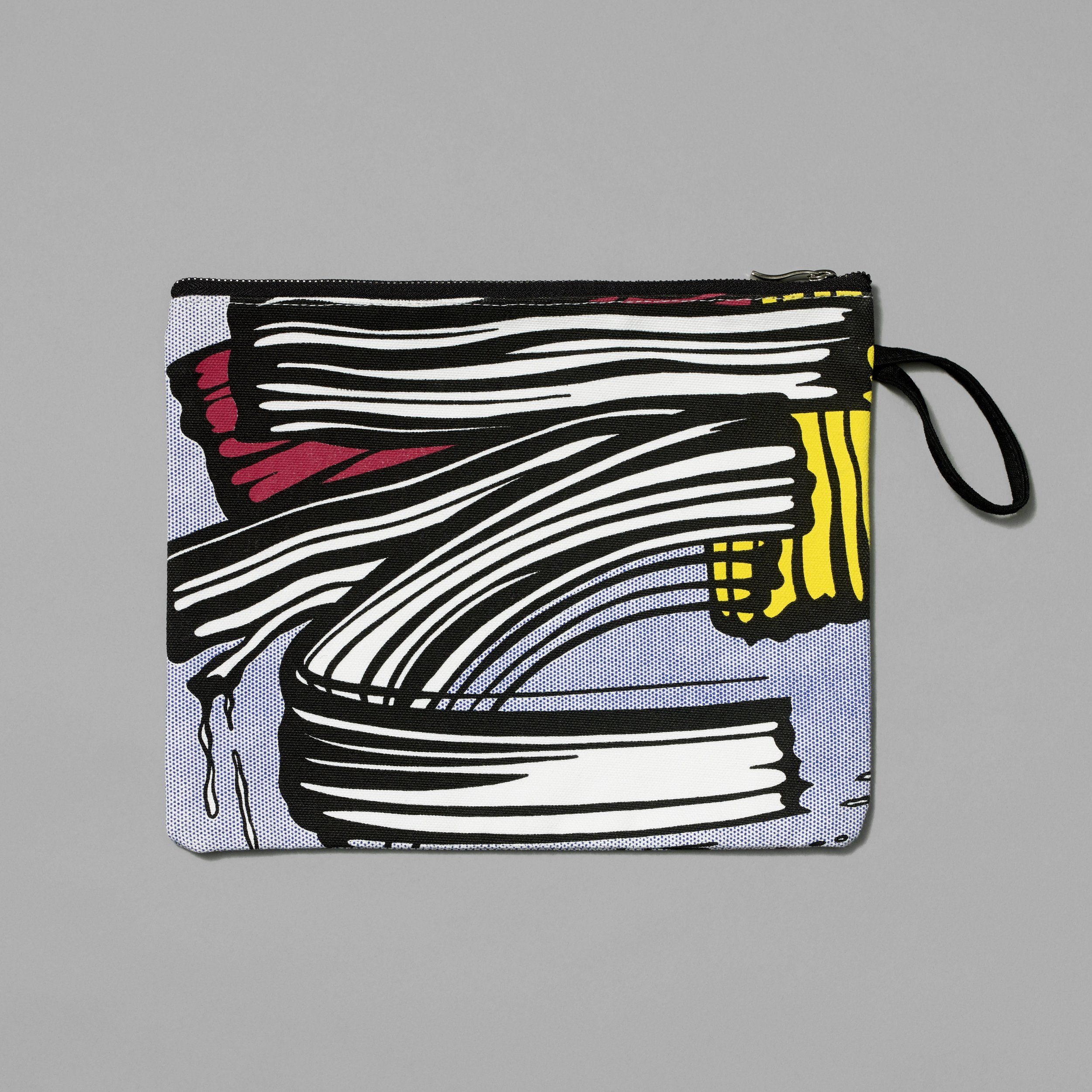 Roy Lichtenstein Travel Pouch