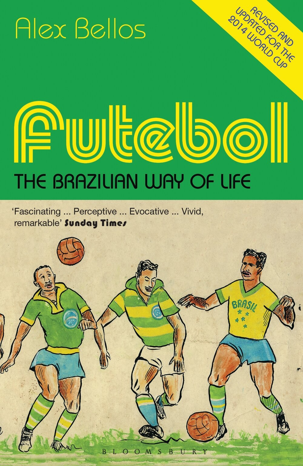- I lived in Brazil between 1998 and 2003 as the South America correspondent for the Guardian and the Observer. My time there resulted in my first book, Futebol: The Brazilian Way of Life, a look at Brazilian culture through the lens of football. It was nominated at the British Book Awards and the National Sports Book Awards.