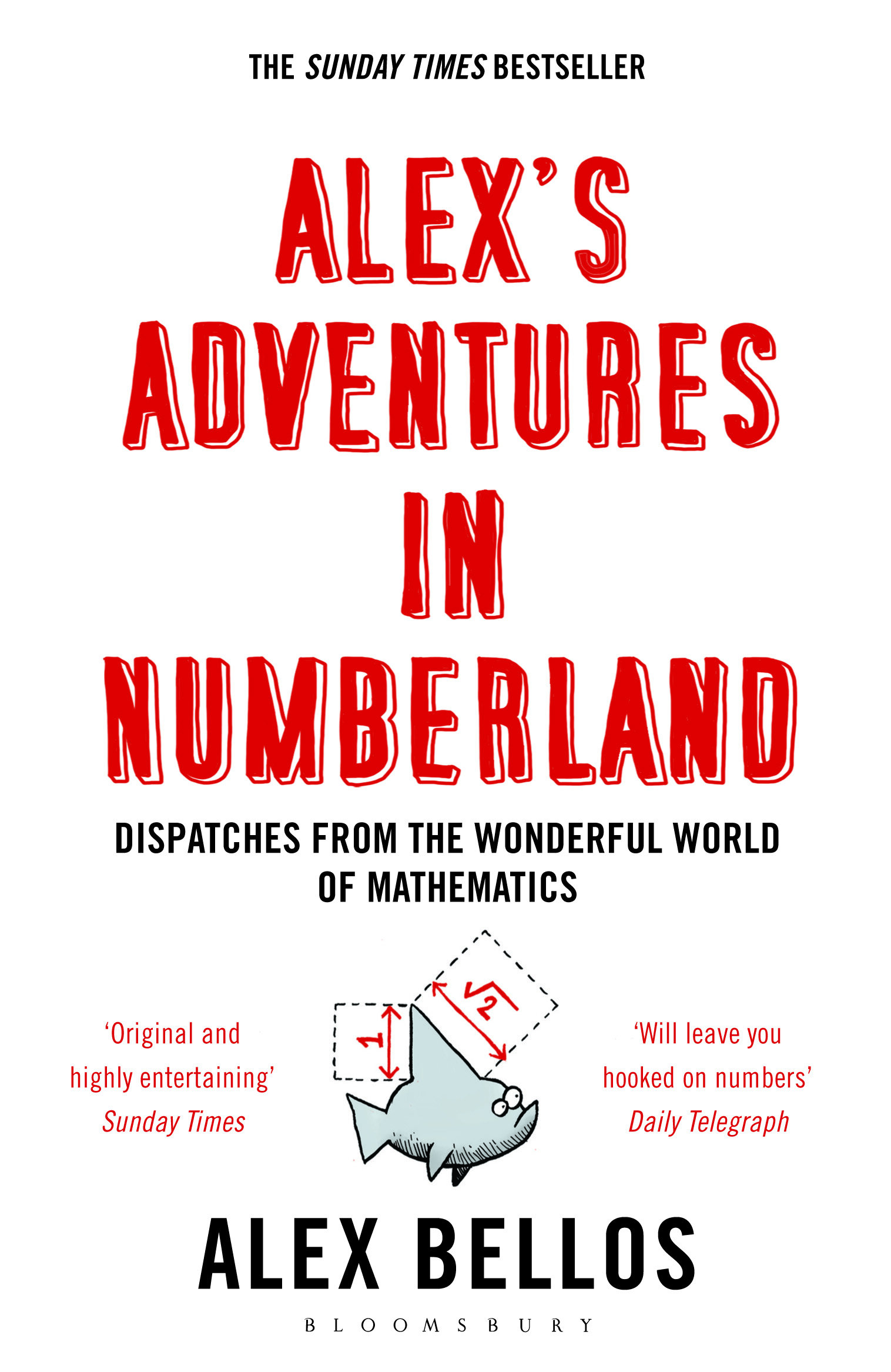 NUMBERLAND - A journalistic adventure around the world where I meet people whose lives connect to maths, Numberland is also a basic history of maths and a exposition of basic ideas including numerical cognition, calculation, pi, algebra, probability, statistics and infinity. Aimed at the general reader, it is suitable for GCSE students.Numberland was nominated for a British Book Award, and was shortlisted for the Samuel Johnson (now Baillie Gifford) Prize and the Royal Society Science Book Prize. In Italy it won the Peano Prize for maths book of the year and the Galileo Prize for science book of the year.