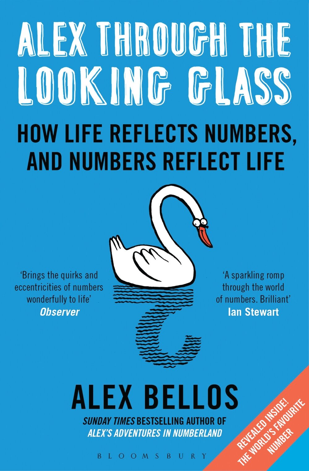 LOOKINGGLASS - My second book continues my international and historical journey into mathematical ideas. It includes material on areas such as on trigonometry, conic sections, imaginary numbers, the exponential constant, calculus, logic and cellular automata. Aimed at the general reader, and suitable for students thinking of studying maths at A-level.The book was shortlisted for the Royal Society Science Book Prize.