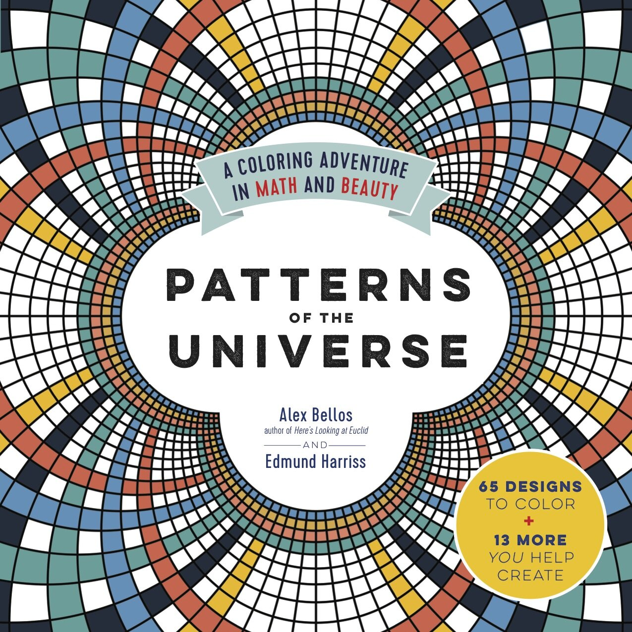PATTERNS - More than 50 images from fields including Voronoi diagrams, transformations, knots, polyhedra, Lissajous figures, the golden ration, space-filling curves, cellular automata and much more.This book was originally called Snowflake, Seashell, Star.