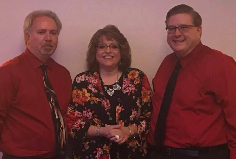Ron Vance, Rhonda Slark & Tom Slark