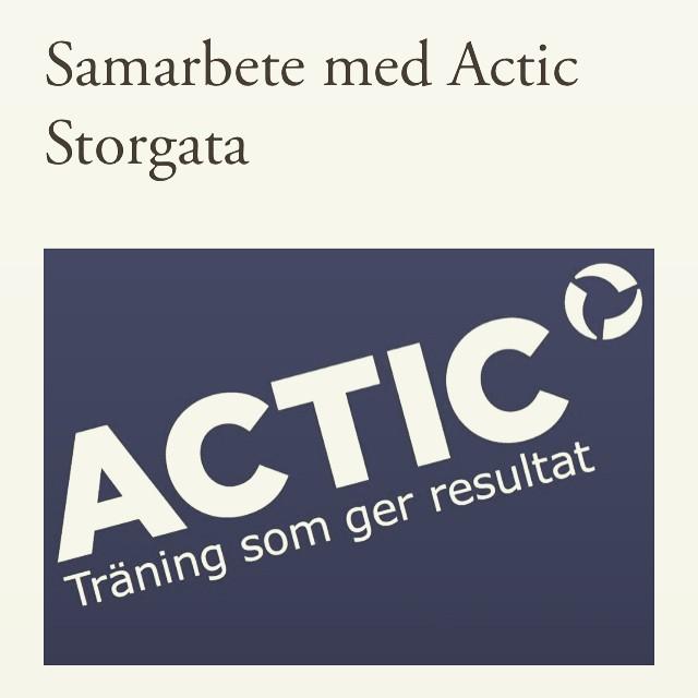 Vi har nu ingått ett samarbete med Actic Storgata som ger alla våra hyresgäster prisförmåner. Actic erbjuder gym och gruppträning och ligger 100 meter från våra kollektiv.  Kontakta receptionen för mer information om erbjudandet.  #svenskaföreningen #actic