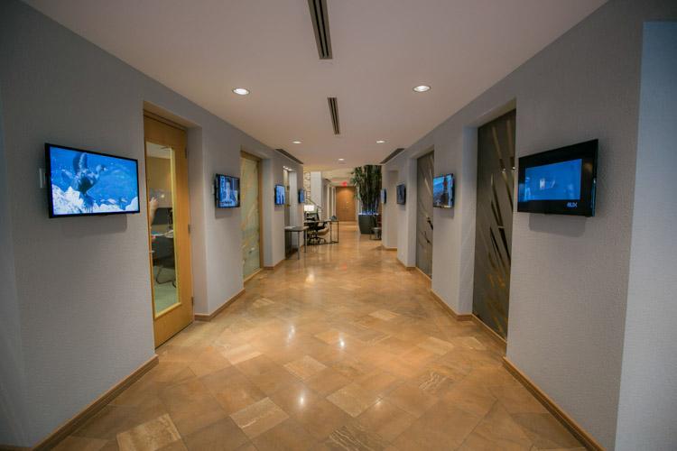 Blue Ant Media Main Entrance - After