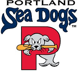Portland SeaDogs' current logo