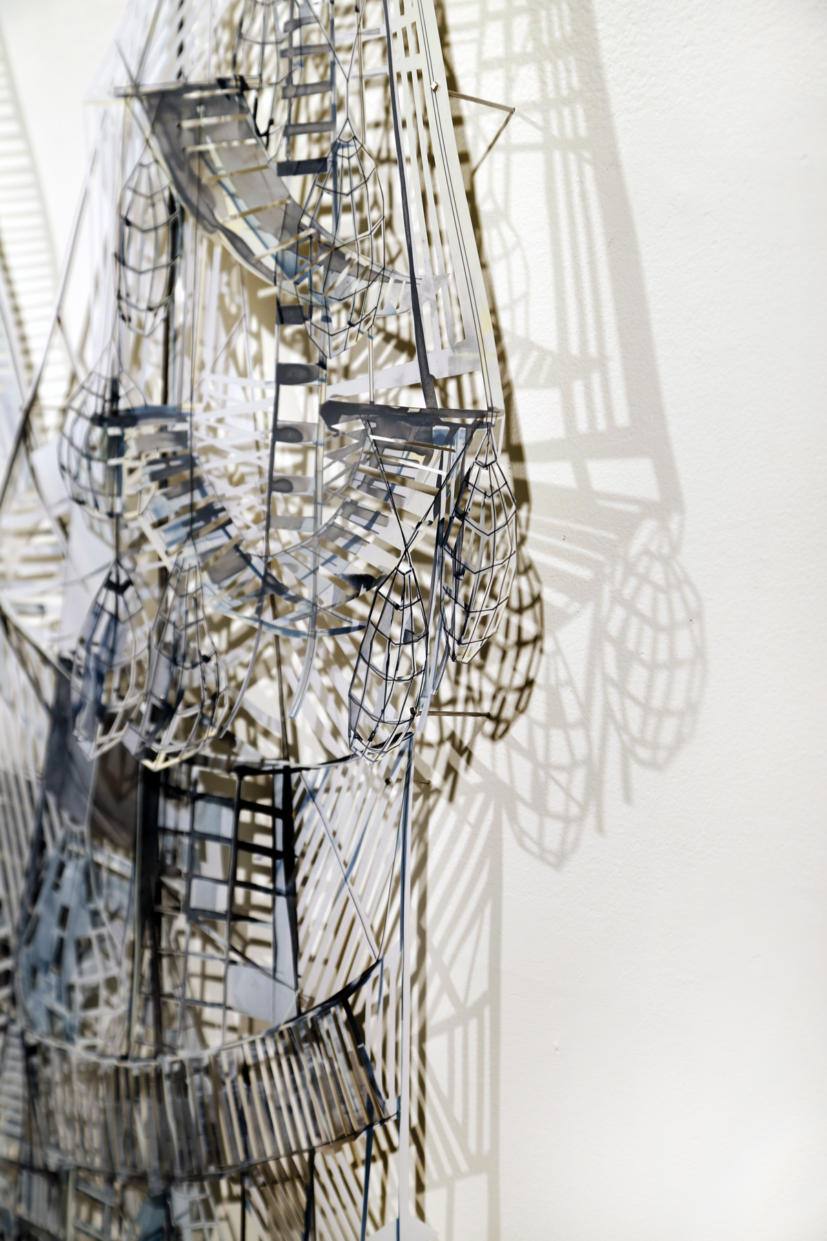 Invisible Cities - Sequester (detail)
