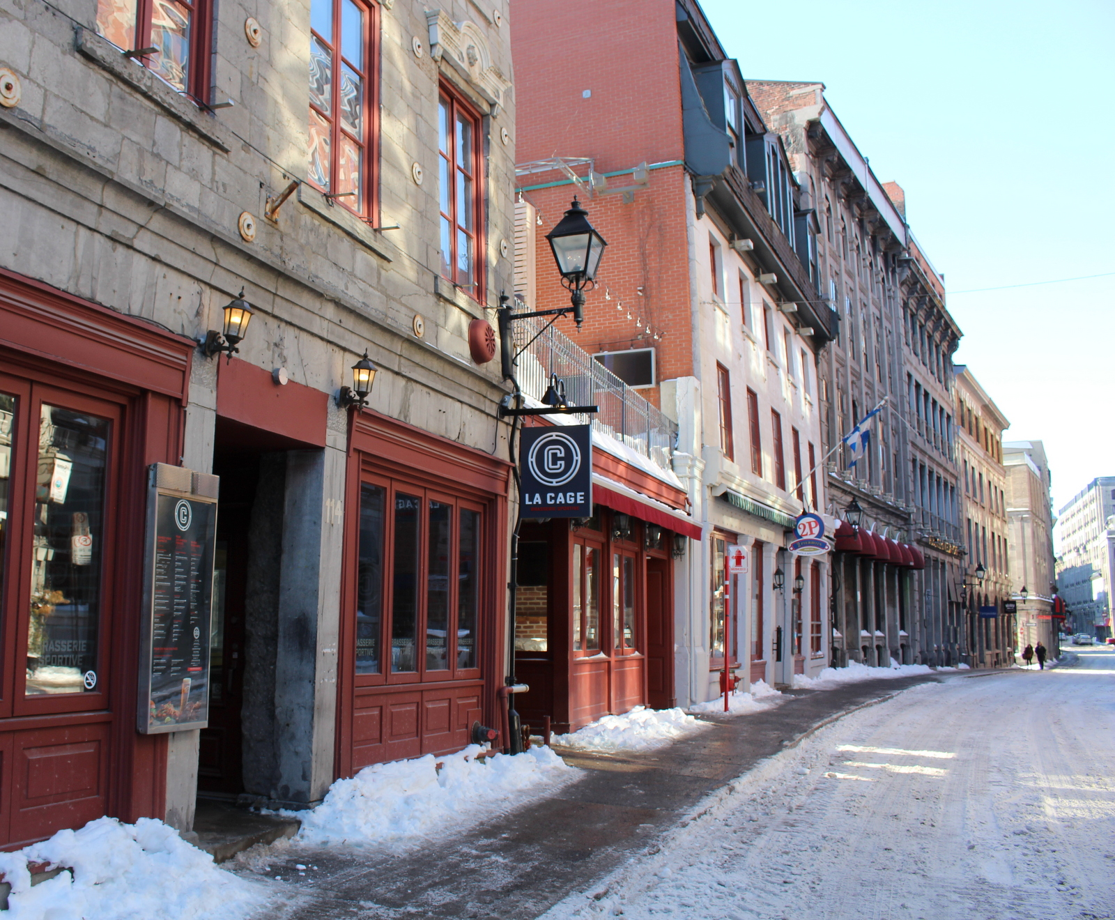 The Streets of Old Montreal (Vieux-Montréal)
