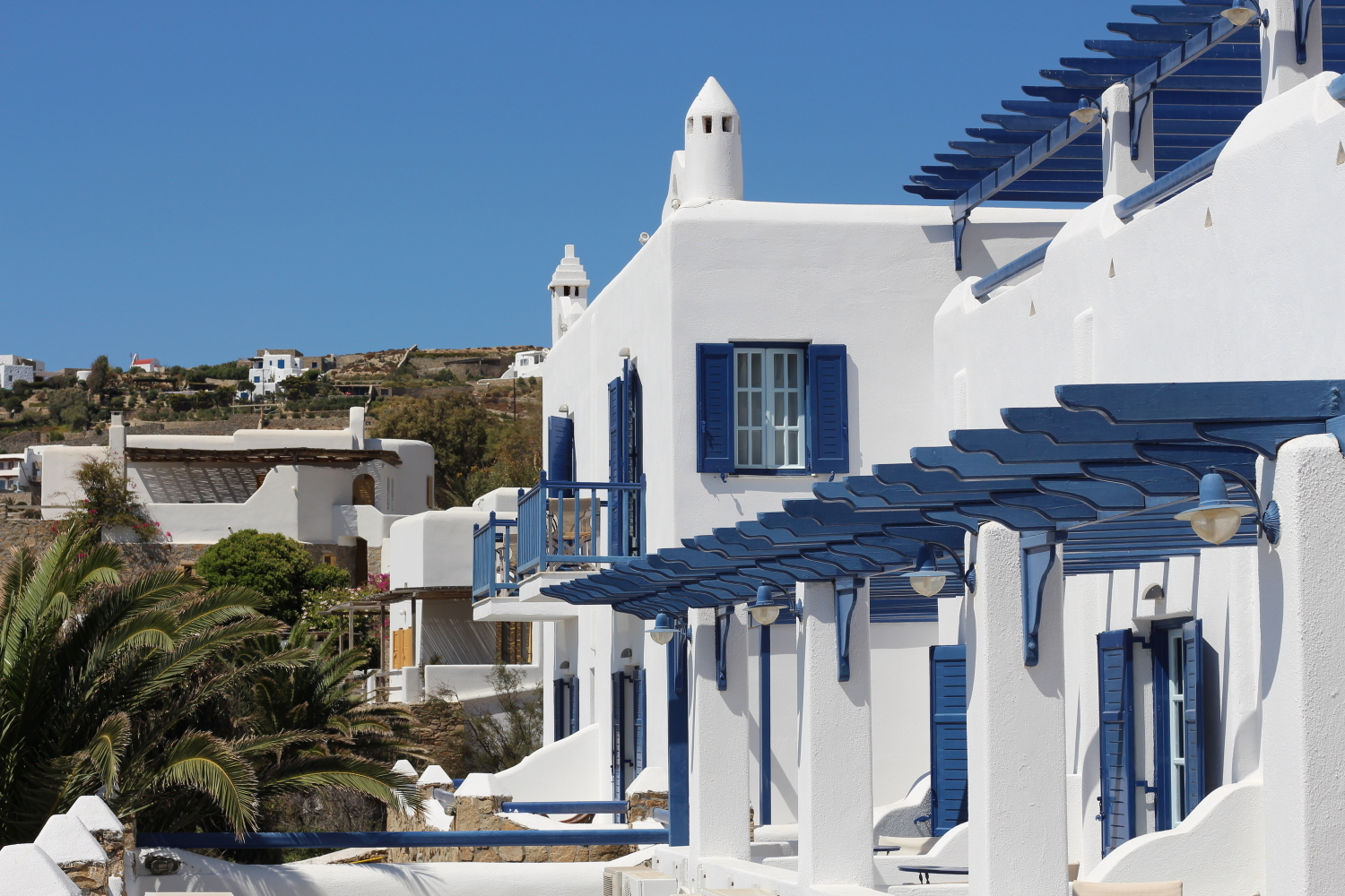 San Marco Luxury Hotel & Villas in Mykonos