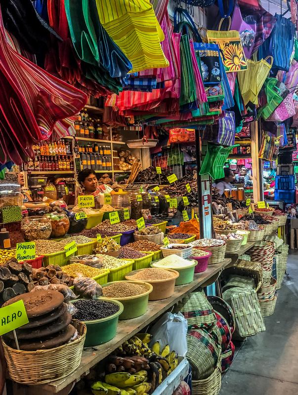 Mercado Benito Juarez