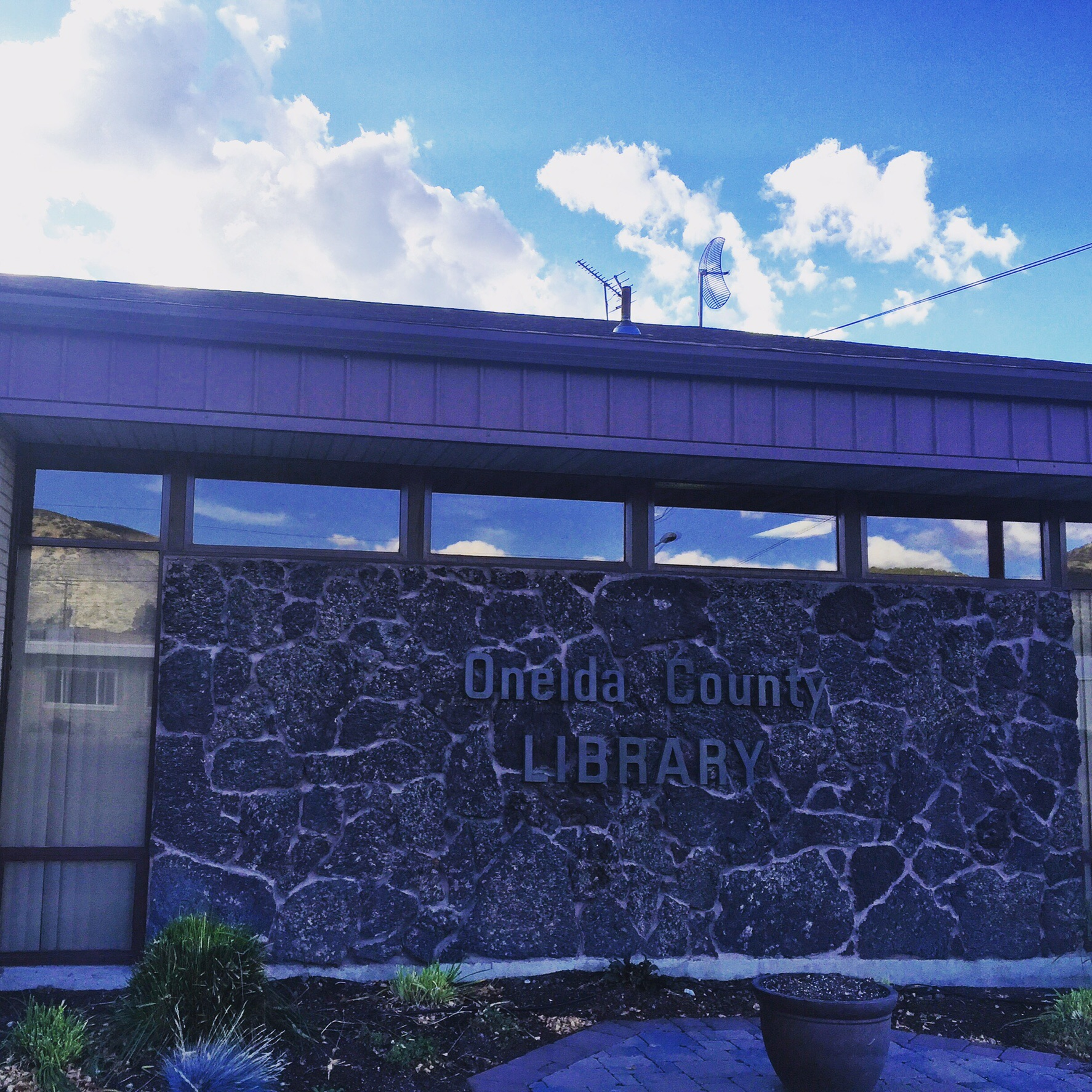 I spoke to a lovely audience at the library in Malad City, Idaho. A copy of  Downwind  has been donated to the Oneida County Library.