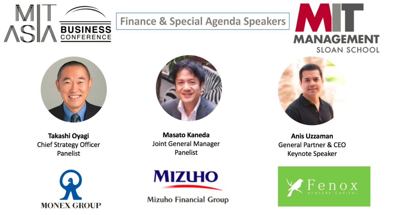 SPEICAL AGENDA  MIT ASIA BUSINESS CONFERENCE PARTNERS WITH FENOX VENTURE CAPITAL TO HOST   THE STARTUP WORLD CUP: EAST COAST REGIONAL EVENT